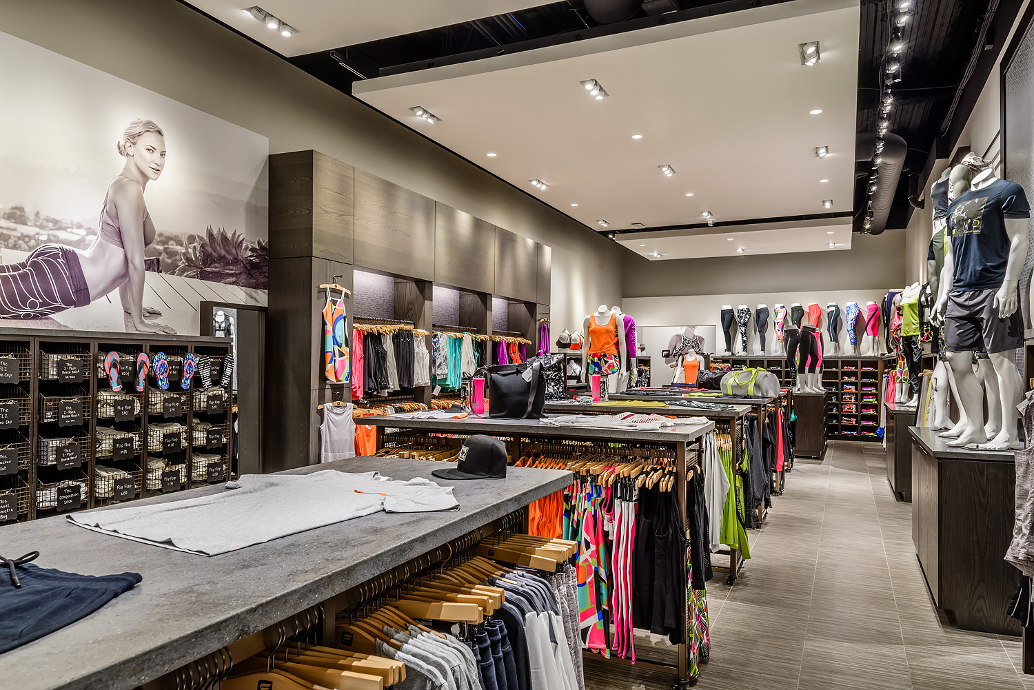 Fabletics retail store
