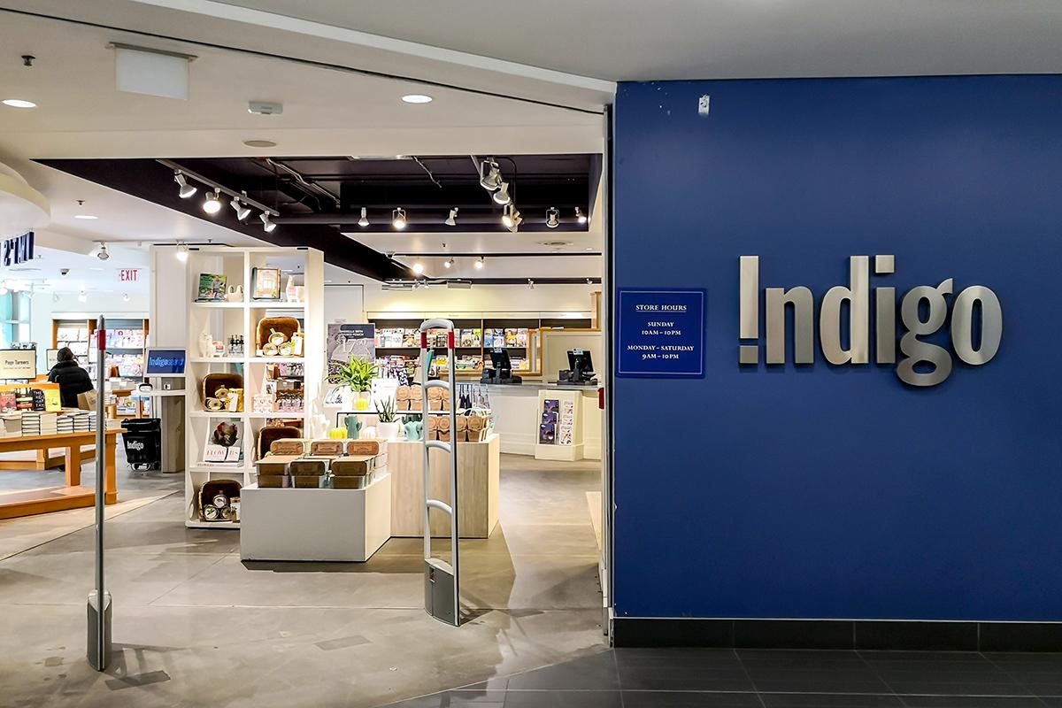 Indigo Storefront