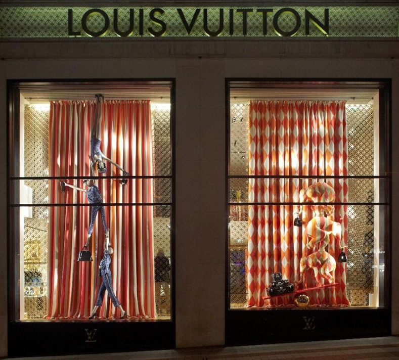 Louis Vuitton Circus, 2011